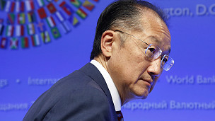 هشدار بانک جهانی در مورد اختلاف بر سر بودجه آمریکا